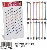 Wholesale Industrial Barbells