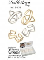 Double Arrow Rings wholesale