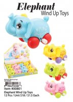 Elephant Windup Toys Wholesale