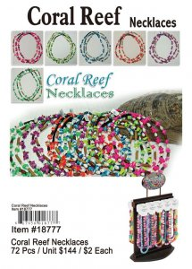 Coral Reef Necklaces Wholesale