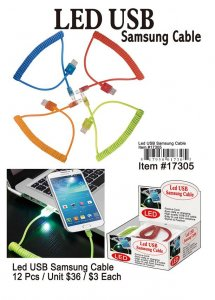 Led Samsung Usb Cable Wholesale