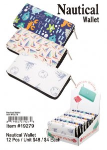 Nautical Wallets Wholesale