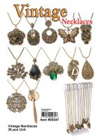 Wholesale Vintage Necklace