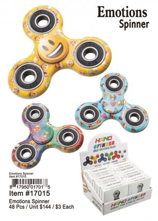 Emotions Spinner Wholesale