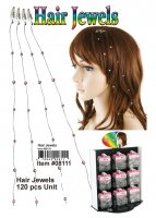 Wholesale Hair Jewels