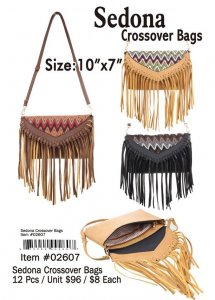 Sedona Crossover Bag Wholesale
