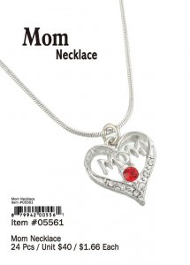 Mom Necklaces Wholesale