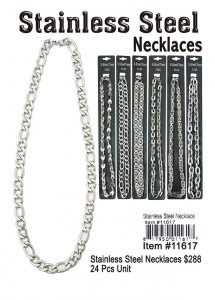 Stainless Steel 316L Chain Necklaces Wholesale