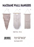 Macrame Wall Hangers Small