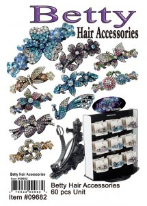 Wholesale Betty Hair Accessories