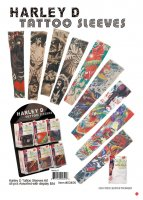 Harley D Tattoo Sleeves