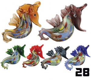 Wholesale Murano Glass Pendants #28 - BOXED