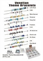 Wholesale Venetian Theme Bracelets - 1