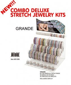 Combo Crystal Stretch Kits-Grande