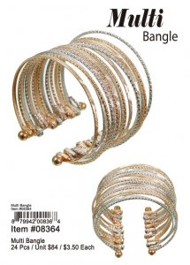 Multi Bangle Wholesale