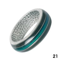 Wholesale Mood Rings - Style 21 - Straight