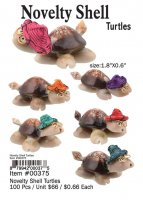 Novelty Shell Turtles Wholesale