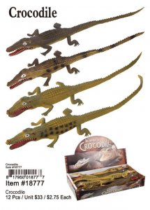 Crocodile Wholesale