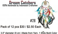 Dream Catcher #28 Wholesale