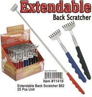 Expandablle Back Scratcher Wholesale