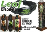 Leaf Bracelets Wholesale