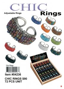 Chic Rings