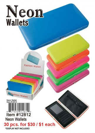 Wallets NOW ON CLEARANCE