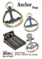 Anchor Rings Wholesale