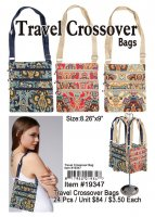 Travel Cross Over Bags Wholesale