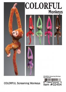 Sling Shot Monkeys Wholesale