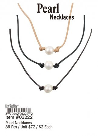 Pearl Necklaces Wholesale