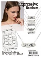 Wholesale Expressive Necklace