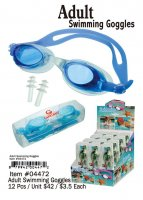 Adult Swimming Goggles Wholesale
