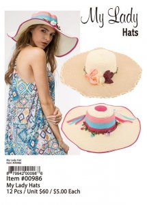 My Lady Hats Wholesale