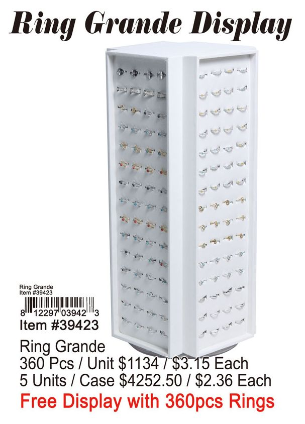 Ring Grande - 360 Pieces Unit