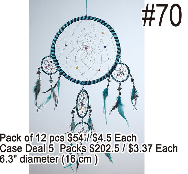 Dreamcatchers #70 - 12 Pieces Unit