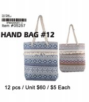 Hand Bag #12 Wholesale