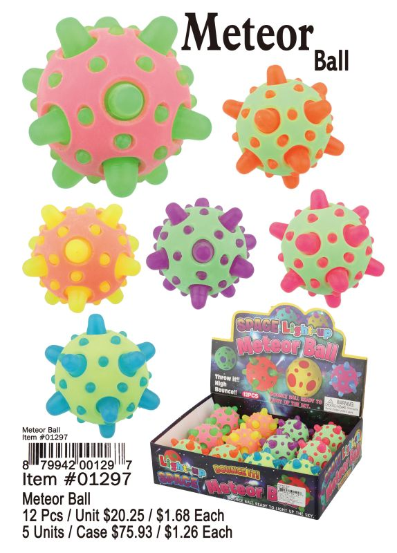 Meteor Ball - 12 Pieces Unit