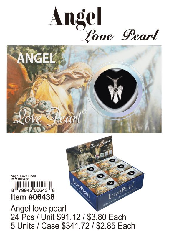 Angel Love Pearl - 24 Pieces Unit