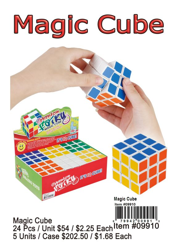 Magic Cube - 24 Pieces Unit