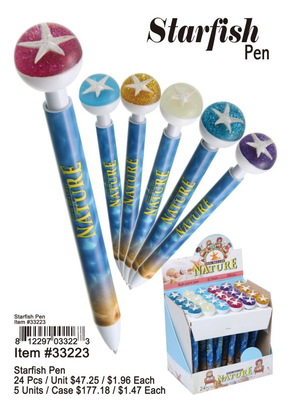 Starfish Pen Wholesale