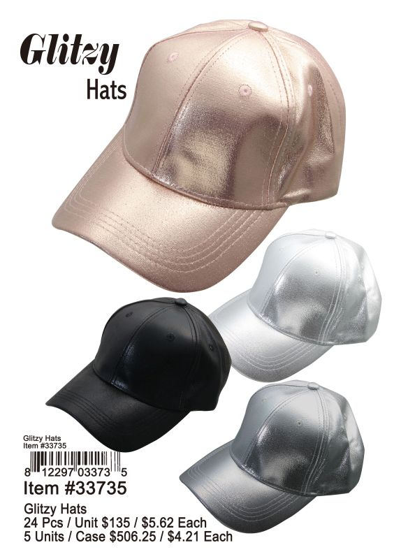 Glitzy Hats Wholesale
