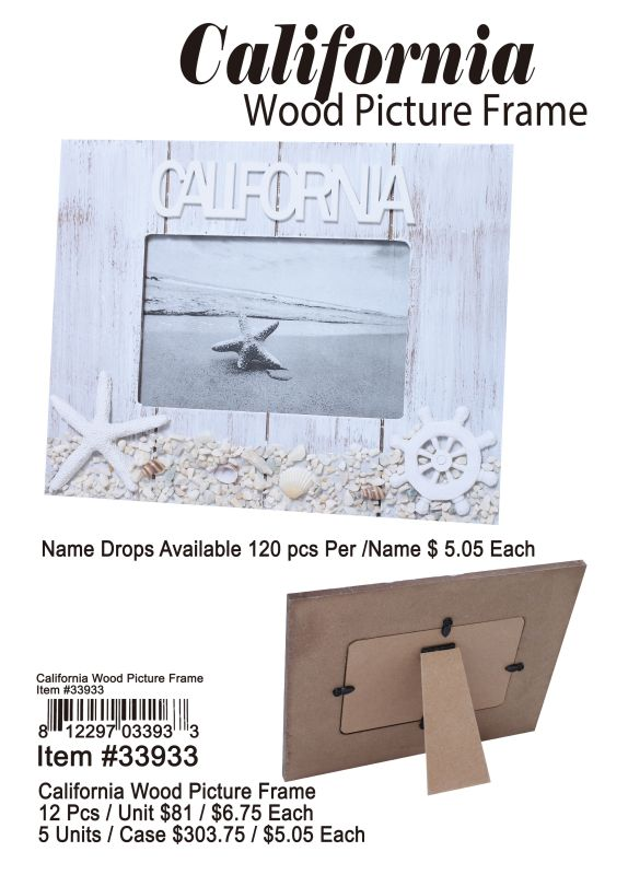 California Wood Picture Frame Wholesale