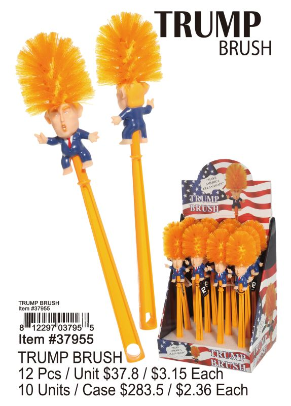 Trump Brush - 12 Pieces Unit