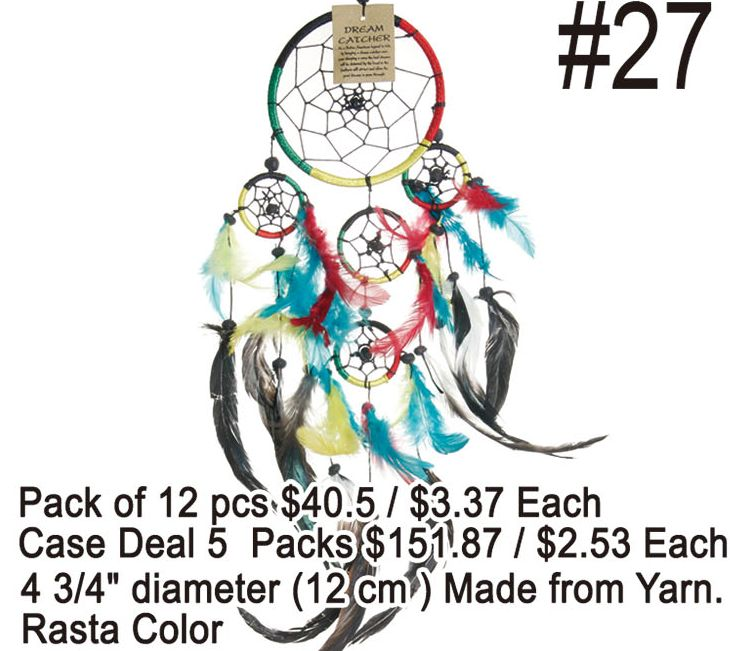 Dreamcatchers #27 - 12 Pieces Unit
