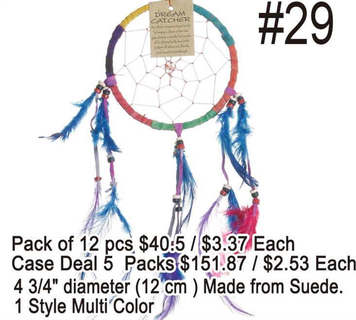 Dreamcatchers #29 - 12 Pieces Unit