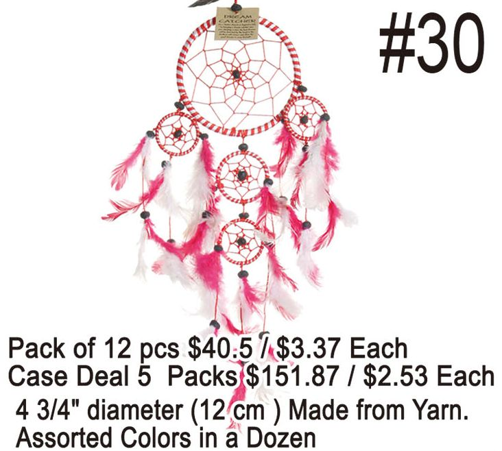Dreamcatchers #30 - 12 Pieces Unit