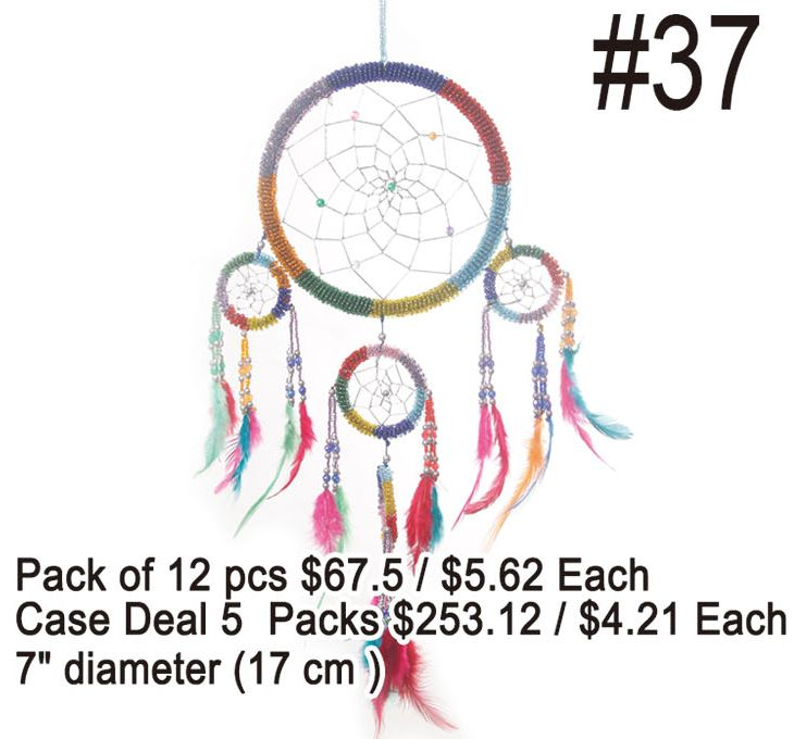 Dreamcatchers #37 - 12 Pieces Unit
