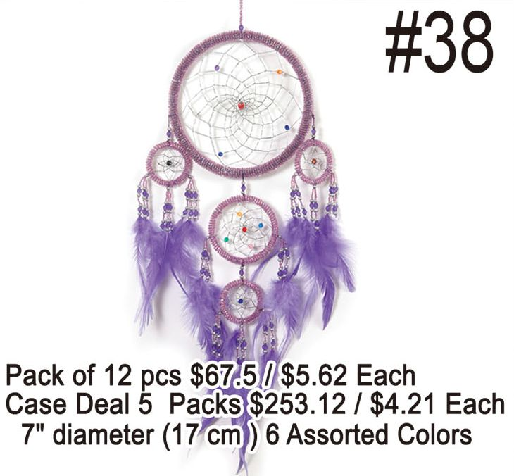 Dreamcatchers #38 - 12 Pieces Unit