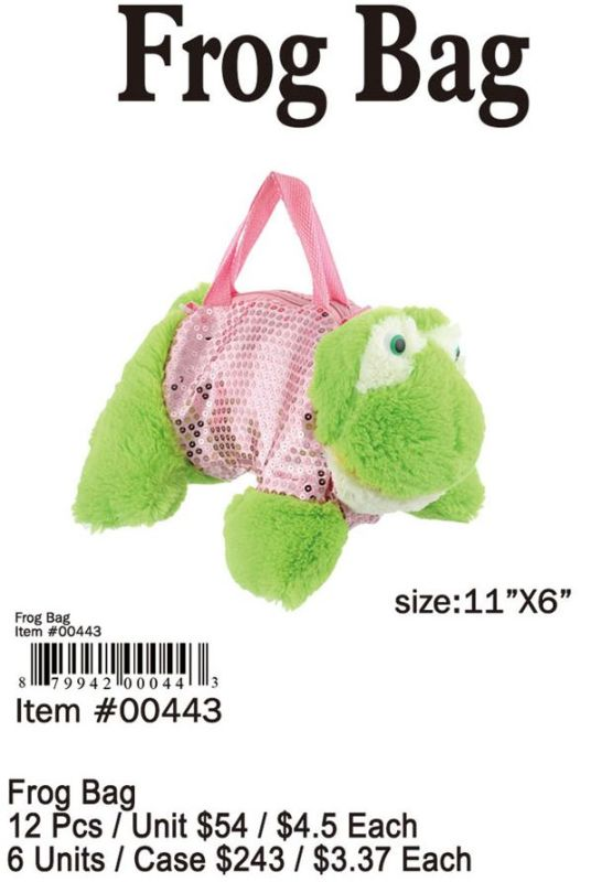Frog Bag - 12 Pieces Unit